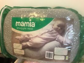 Baby sleep nest