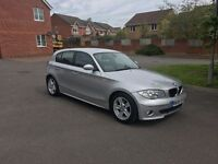 05 Bmw 1 Series Diesel Hatchback 120D Sport 5Dr 98k miles full service history march 17 mot 2 keys