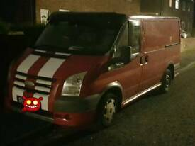 2007dt125r sm and 2007 Ford transit st rep
