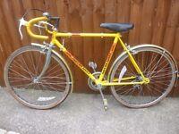 Yellow Elswick Special Sport - Children's Racer Bicycle - 80's