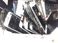 iPhone,Samsung,Htc,Sony and Nokia screen replacement from 20 £