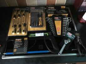 Sealey Siegen Tool Set Brand New - Spanners, Screwdrivers etc.