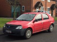 2004 Dacia Logan 1.4i (LHD) Left Hand Drive Renaut made based on Clio