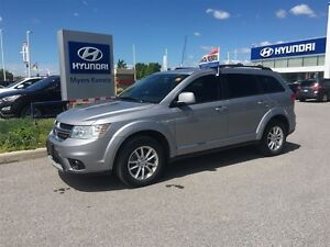 2015 Dodge Journey SXT TRADE IN LOW KM