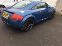 Sell or swap Audi TT Quattro, COUPE TURBO