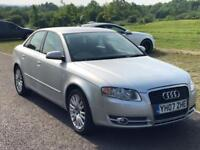 Audi A4 2.0 TDI SE Saloon 4dr Diesel,F Service History,Cambelt Done