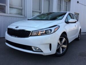2018 Kia Forte LX+, BACKUP CAM, HEATED SEATS, BLUETOOTH.