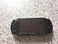 Sony PSP 3003 Slim Lite Piano Black Playstation Portable