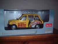 Sunstar Marmite TX1 Taxi Model