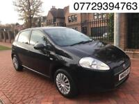 2009 Fiat Grande Punto 1.4 8v Active Dualogic 5dr Auto # AUTOMATIC # 39k Miles # FULL HISTORY #