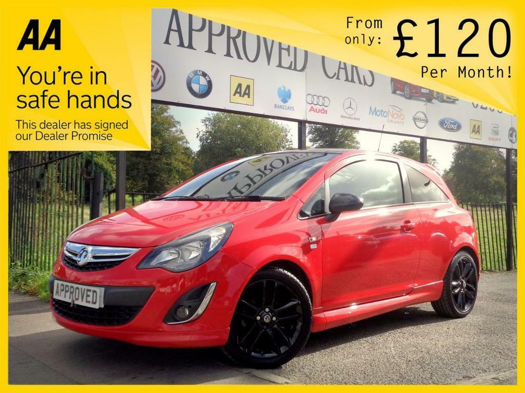 VAUXHALL CORSA 1.2 LIMITED EDITION 3d 83 BHP