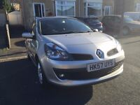 2008 RENAULT CLIO 1.5 DCi DYNAMIQUE 72K FULL RENAULT SERVICE HISTORY