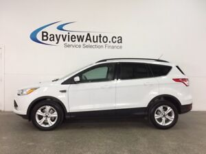 2015 Ford Escape SE - ECOBOOST! ALLOYS! HTD STS! DUAL CLIMATE...
