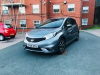 2015 NISSAN NOTE 1.5 DIESEL TOP SPEC BARGAIN PX WELCOME