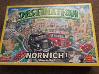 RARE DESTINATION NORWICH GAME