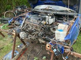 Skoda pick up engine