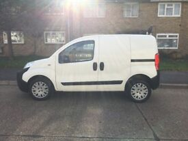 PEUGEOT BIPPER PROFESSIONAL 1.4 HDI 1 COMPANY OWNED FROM BRAND NEW FULL HISTORY YEARS M.O.T £2999