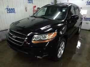 2008 Hyundai Santa Fe Limited places