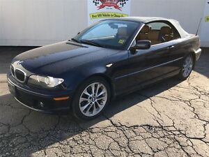2004 BMW 3 Series 330Ci, Automatic, Leather, Convertible,