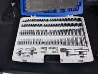 Draper expert tool set in case