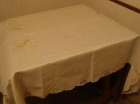Table Cloth (Christmas)