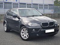 BMW X5 M SPORT 3.0 E70 XDRIVE 5DR FSH