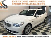 2010 BMW 550 Gran Turismo Fully loaded HUD Premium Tech package