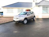 2008 Nissan Qashqai 2.0 Acenta automatic motd mint condition must be seen