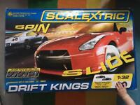 Scalextric spin