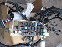 MAZDA -- R.X.8 FRONT LOOM WITH FUSE BOX