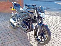 Yamaha MT 125 ABS 2016 (65 Reg)