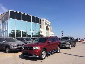 2015 Dodge Durango Limited AWD, Bluetooth, Sunroof, Clean Carpro