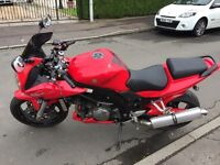 suzuki sv1000s for sale or swap for large capacity cruiser