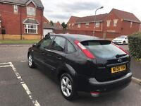 Ford Focus Zetec 1.6 Petrol. 71k genuine low mileage