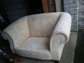 Love Seat Sofa chair