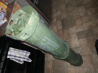 ROCKET TRANSPORT Cannisters , Military surplus