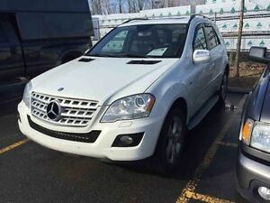2010 Mercedes M Class ML 350, BLUETEC, RADAR RECUL, BLUETOOTH, T