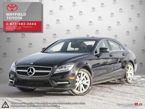 2014 Mercedes-Benz CLS-Class ALL WHEEL DRIVE