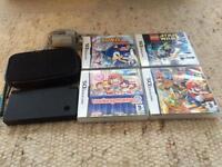 Nintendo DSI, 4 games and case
