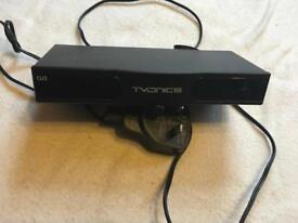 Tv receiver TONICS used without remote £3