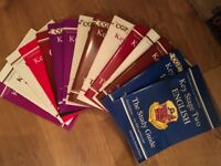 BUNDLE OF KEY SKILLS BOOKS FOR PRIMARY CHILDREN, ALL UNUSED, ENGLISH, MATHS AND SCIENCE