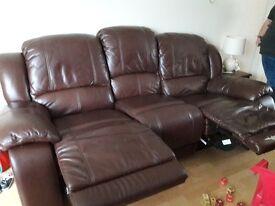 Recliner sofas/ sofa - chair- lounge