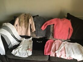 Girls age 7-8 clothes bundle in great condition