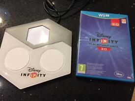 Wii U Disney Infinity 2.0 Video Game - REDUCED