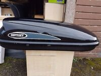 odyssey roof box for sale