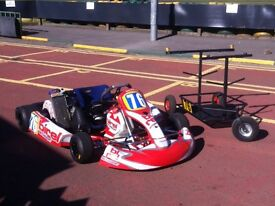 BIREL RACING GO KARTS KARTING ROTAX MAX SENIOR