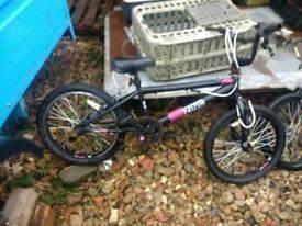 6 bmx bikes