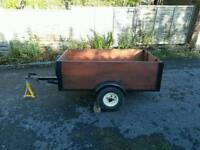 Small Trailer, 5ftx3ft