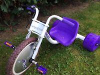 Girl's Elekta Trike