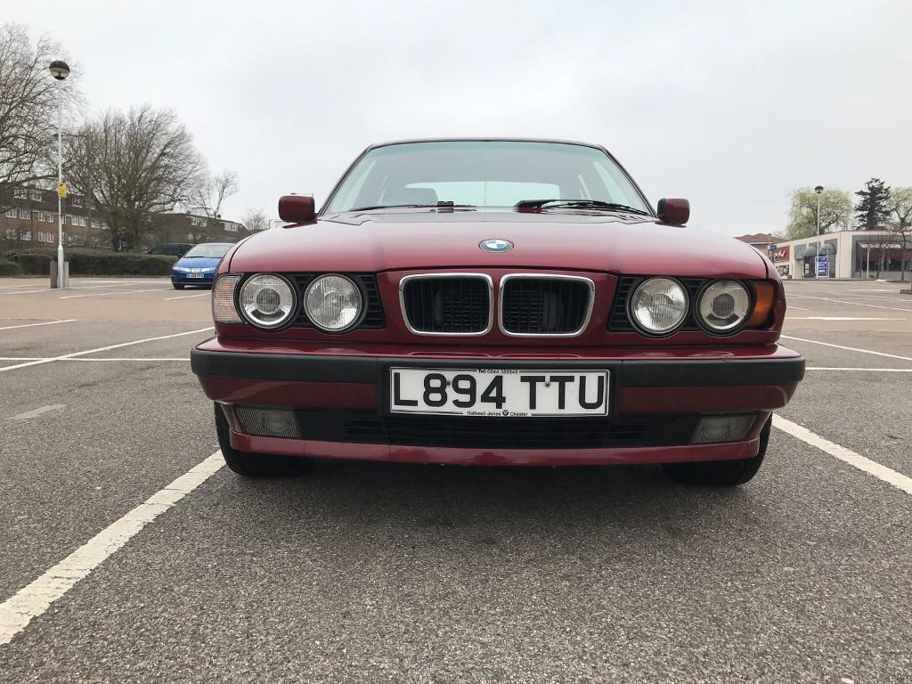 bmw e34 525 tds automatic in barnet london gumtree. Black Bedroom Furniture Sets. Home Design Ideas